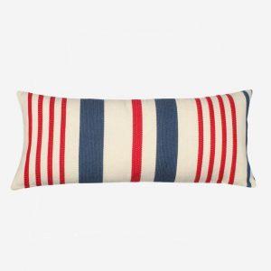 cojines-grandes-cojín-a-tramas-bandas-tejido-a-rayas-hecho-a-mano-azul-rojo-blanco-solar