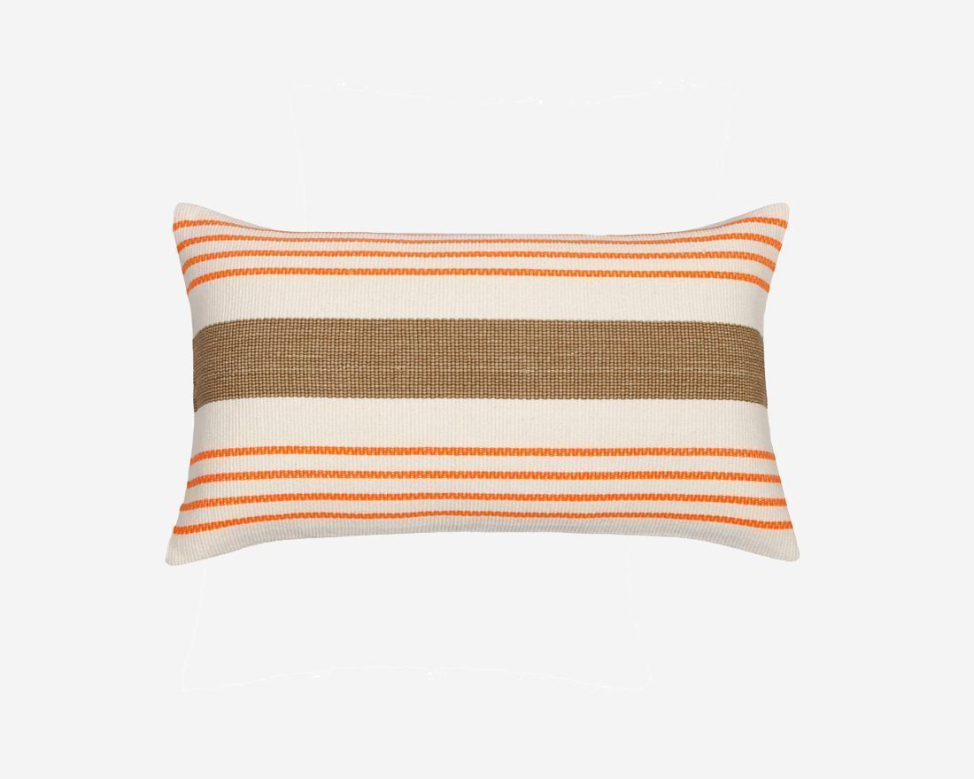 cojines-modernos-cojín-a-rayas-naranjas-crema-arena-30x50-solar
