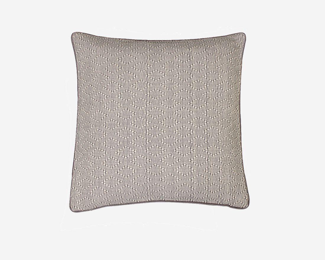 cojines-decorativos-funda-de-cojín-gris-tejido-rombos-espaldar-terciopelo
